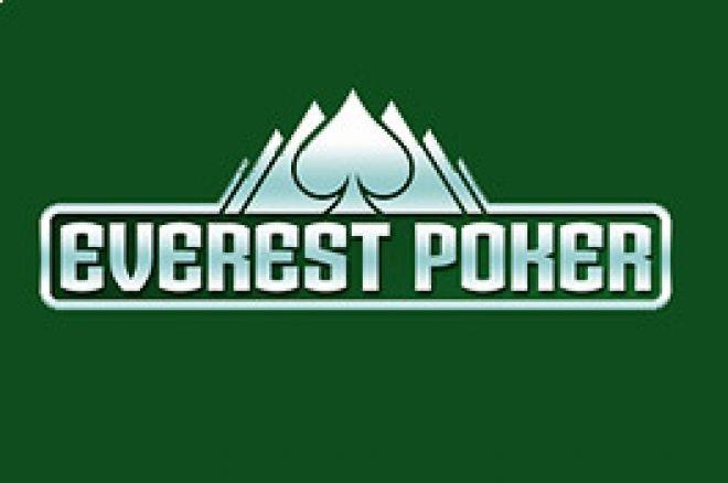 Everest : Freeroll européen le 7 juillet 0001