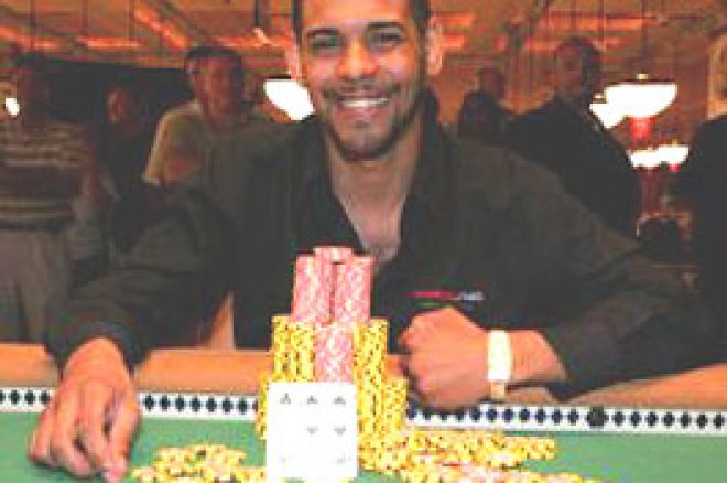WSOP Updates - Event #10 - Third Time Is The Charm For David Williams 0001