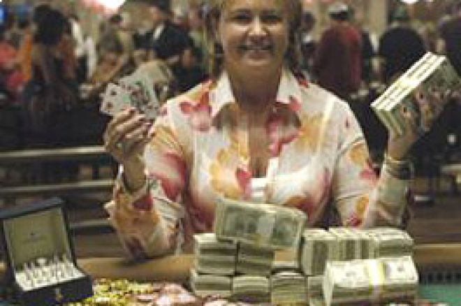 WSOP Updates – Mary Jones Dodges Bullets to win the Ladies Title 0001