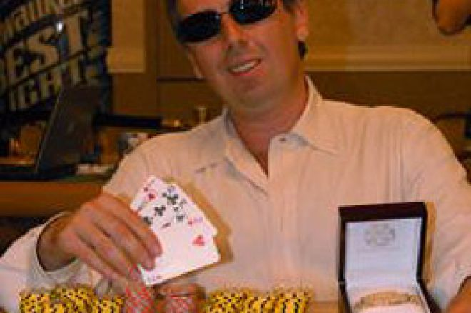 WSOP Results - Ralph Perry is King of the (Non Rebuy) Jungle. 0001