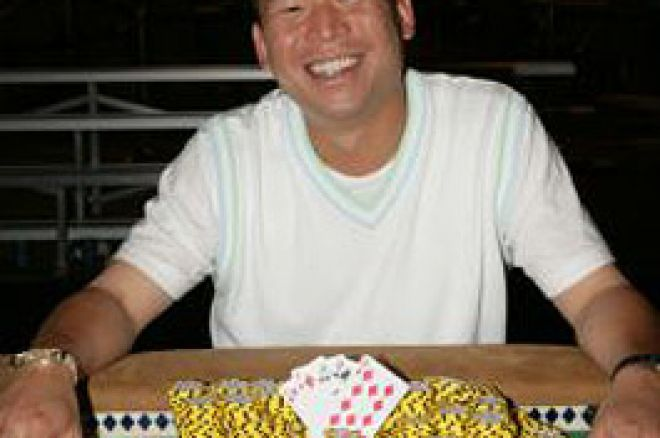 WSOP Results - 'Lin' Rhymes With 'Win' for Seven Card Stud Title 0001