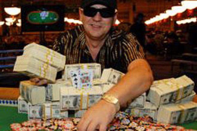 John Gale Vince il $2500 Pot Limit Hold'em alle WSOP 0001