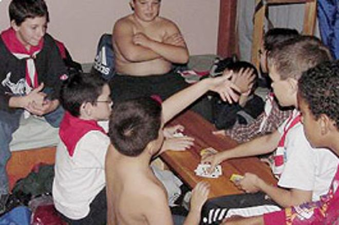 strip poker with real people