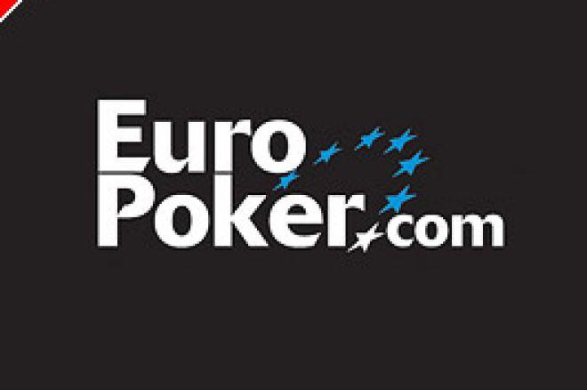 Pierwsza Klasa na Euro Poker 0001
