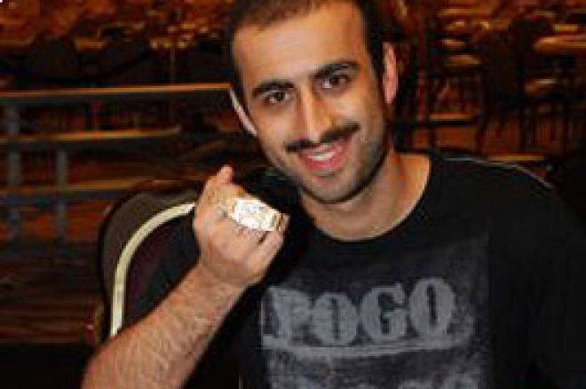 WSOP Results – Daniel Alaei Outdraws the Competition in Deuce to Seven 0001