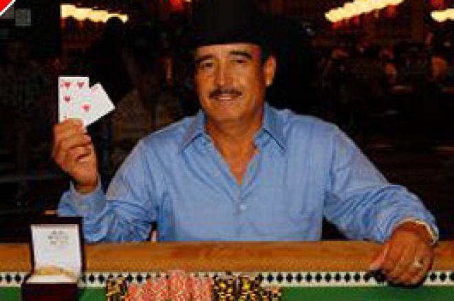 WSOP Results - Perches Guns Down The Field For First Bracelet 0001