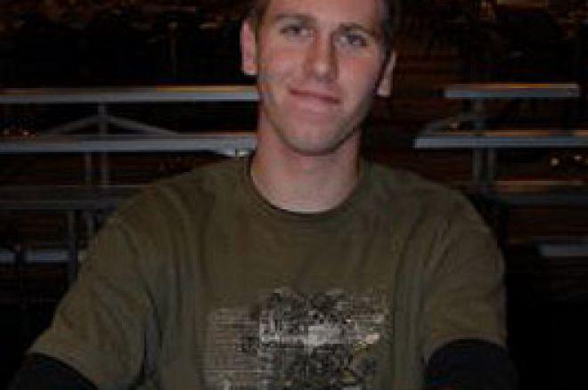 WSOP 2006 - Jeff Madsen, 21 ans, signe chez Full Tilt Poker 0001