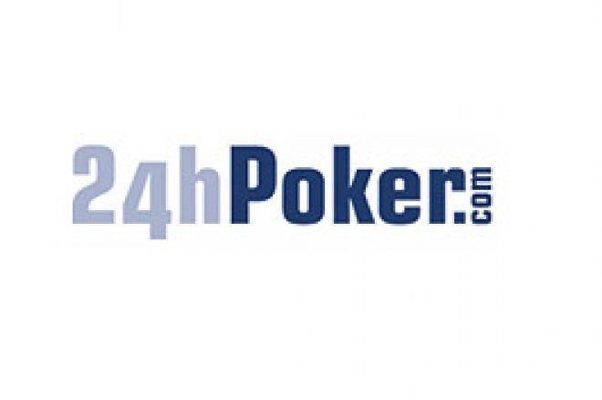 24h Pokerがブラウザーバージョンゲームを開始 0001