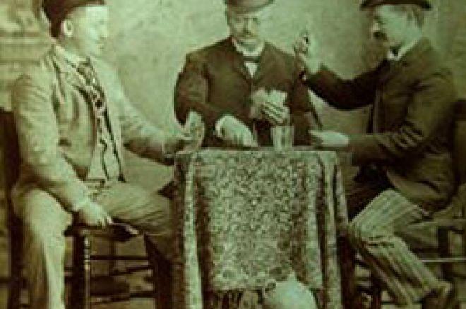 Истоки покера. Как это всё начиналось… 0001
