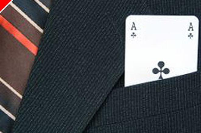 Pokerkarte Ass