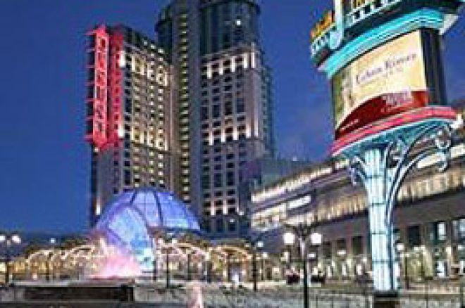 Niagara Falls värmer upp inför kommande WPT evenemang med en kändisturnering 0001