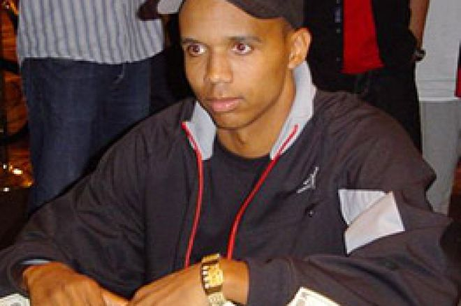 Légendes du Poker: Phil Ivey 0001