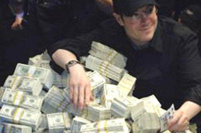 Jamie Gold får tillgång till hälften av sin WSOP vinst 0001