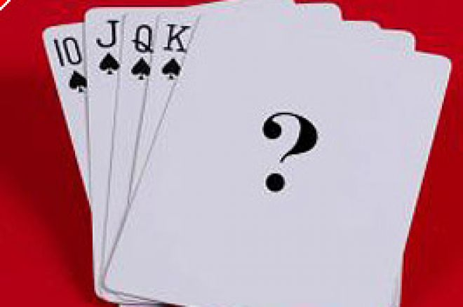 Two Million Questions. Will Poker Answer?: Part One 0001