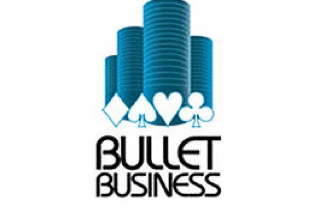 Bullet Business Logo