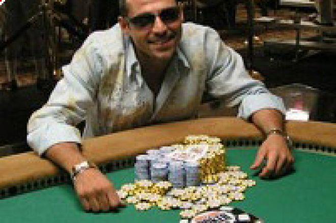 夜总会老板赢得世界扑克大赛, 2500美金六局锦标赛 0001