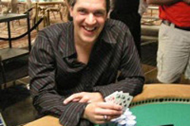 软件开发者Pat Poels赢得WSOP $1500美金限制Omaha High-Low even 0001
