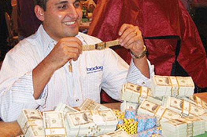 Josh Arieh战胜Jesus赢得第二个WSOP手镯 0001