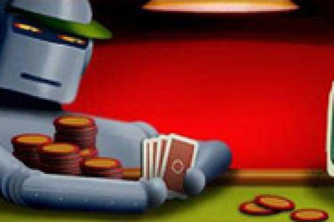 扑克程序推进真正的扑克对决比赛 0001