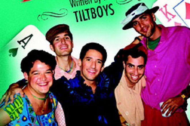 """Tiltboys的传说""——一个不受约束的读物 0001"
