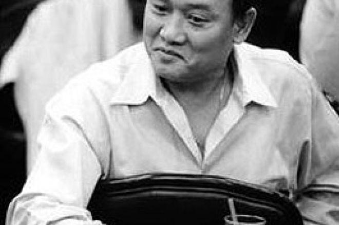 """""""大师"""" Men Nguyen-一生卓越的扑克生活 0001"""