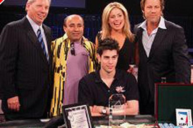 世界扑克巡回赛冠军IV的争夺 0001