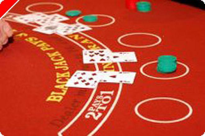 在线扑克会在21点牌上押双倍注吗? 0001