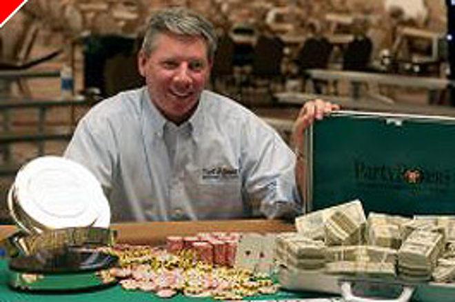 Mike Sexton 把他一半的WSOP奖金捐献给慈善机构 0001