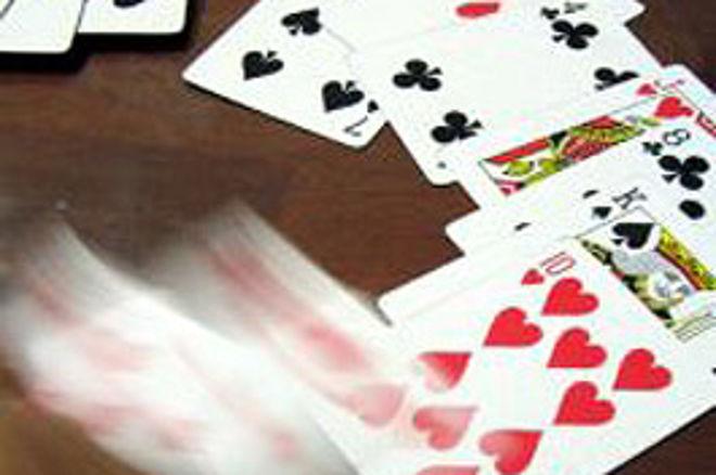 保持健康身体玩好扑克 0001