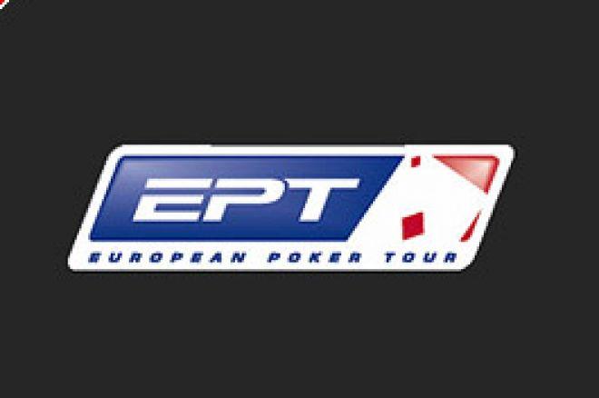 Komplett liste over spillere videre til dag 2 av EPT 0001