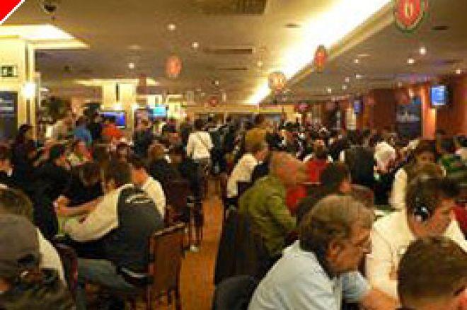 European Poker Tour 2日目 0001