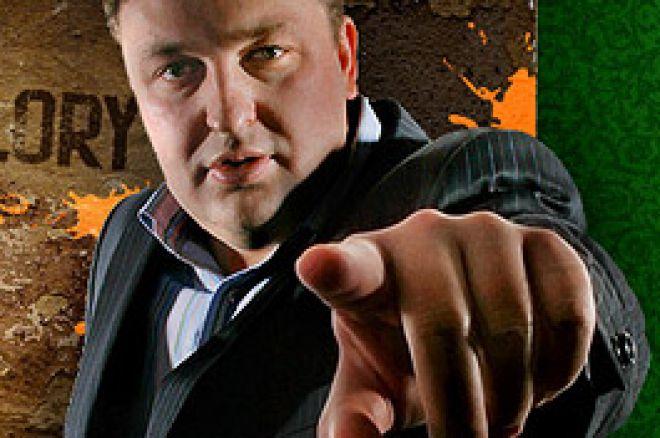 Tony G lanserar poker rum online 0001