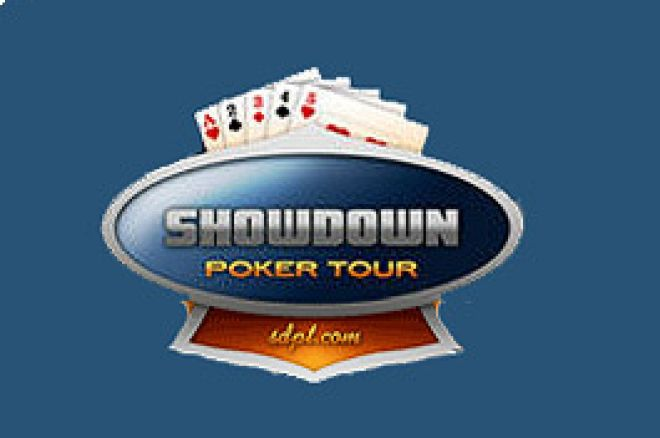 Showdown Poker Tour, débuts difficiles 0001