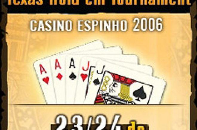 1º Texas Hold'em No Limit Poker num Casino Português - Dia Histórico No Poker Em Portugal 0001