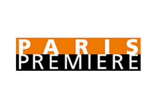 """Télévision - Estelle Denis présente le """"Tournoi des as"""" 0001"""