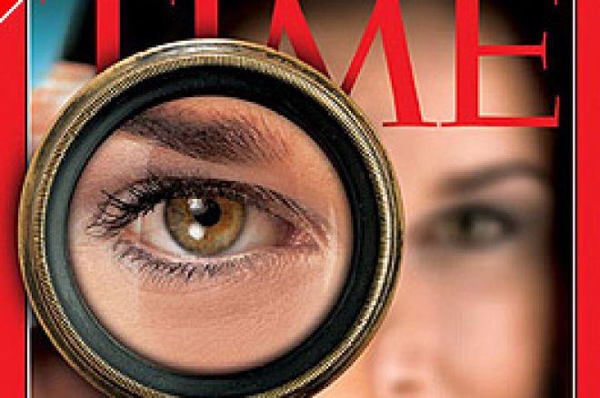 """Revista """"Time"""" Revê o Poker Num Artigo Recente 0001"""