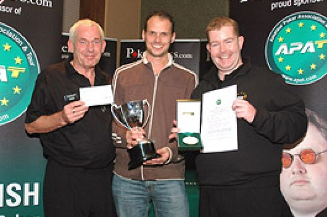 Interview with Daniel Phillips - APAT English Champion 0001