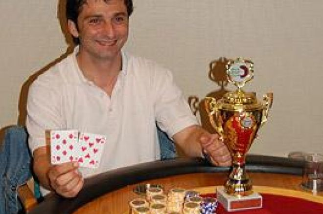 Sieger Rhine Poker Cup