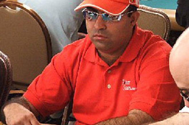 Classifica Europea: Arshad Hussain Saldamente al Comando 0001