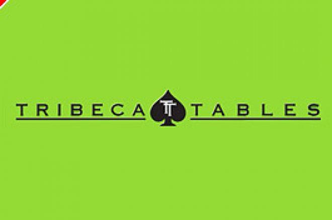 Tribeca Tables slås sammen med Tain Poker 0001