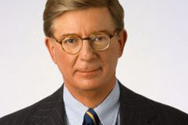 Online Gambling Bill Backlash: George Will Speaks Out in 'Prohibition II' 0001
