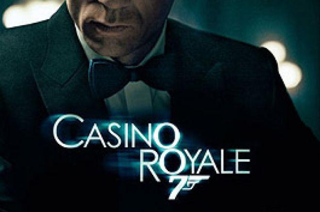 Gagnez un ticket pour l'avant-première de Casino Royale 0001