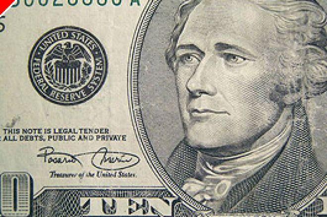 $10 gratis bonus på Dream Poker 0001