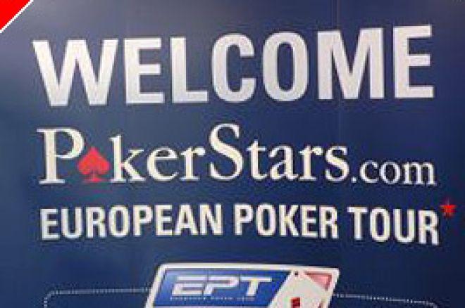 European Poker Tour - Δουβλίνο - Ημέρα 1 'B' 0001