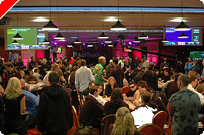 欧洲扑克巡回赛都柏林第二天– 不断移动的一天 0001