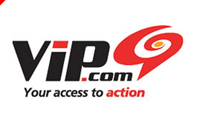 VIP Poker Schriftzug