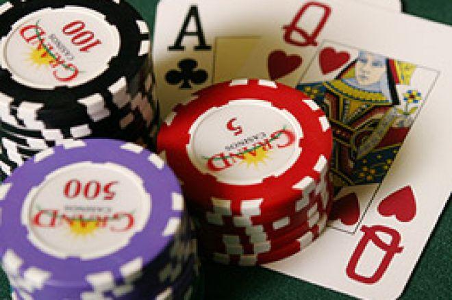 """Anmeldelse af pokerbogen """"Read 'Em And Reap"""" 0001"""