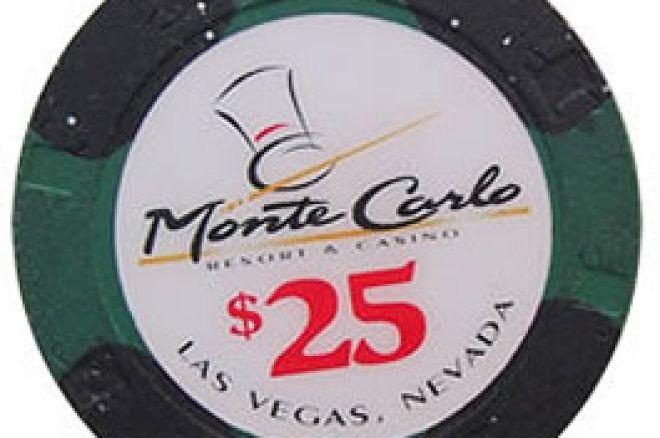 扑克室评论:拉斯维加斯的Monte Carlo 0001
