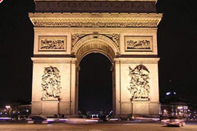 Spil poker i Paris ved EFOP 10 0001