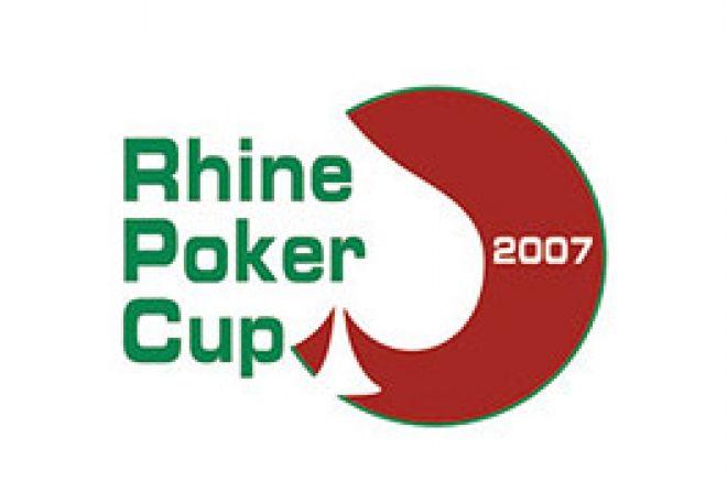 Freeroll Pre Challenge für den Rhine Poker Cup 2007 0001